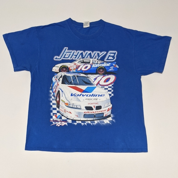 Vintage Other - 2001 Johnny B Nascar T-shirt